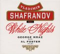 CD   VLADIMIR SHAFRANOV  ウラジミール・シャフラノフ  / WHITE NIGHTS