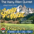 """CD THE HARRY ALLEN QUINTET ハリー・アレン / PLAYS MUSIC FROM """"THE SOUND OF MUSIC"""