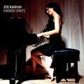 骨太タッチで力強く躍動する、哀愁と熱情のスピリチュアル・ピアノCD !!    ZOE RAHMAN / KINDRED SPIRITS