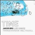 三部作 の 2枚目 CD   JAKOB BRO ヤコブ・ブロ / TIME