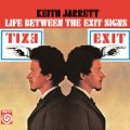 CD  Keith Jarrett キース・ジャレット   /  Life Between The Exit Signs   人生の二つの扉