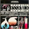 CD JOHN LEWIS  /  ESSENCE   エッセンス