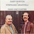 CD Gary Burton & Stephane Grappelli  / PARIS ENCOUNTER   パリのめぐり逢い