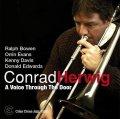 CD Conrad Herwig コンラッド・ハーウィグ / A Voice Through The Door