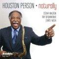 CD  HOUSTON PERSON ヒューストン・パーソン / NATURALLY
