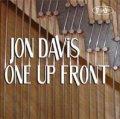 味わい深くソウルフルな演奏 CD JON DAVIS ジョン・デイビス / One Up Front