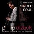 新鋭トランペッター CD PHILIP DIZACK フィリップ・ディザック / SINGLE SOUL