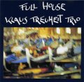300 枚限定復刻CD Klaus Treuheit Trio / Full House