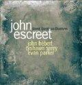 ジョン・エスクリートSunnyside第一弾! CD John Escreet ジョン・エスクリート / Sound, Space and Structures