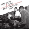 CD  STAN GETZ  スタン・ゲッツ & GUESTS  /  LIVE AT NEWPORT 1964