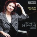 限定再プレスCD カナダの正統実力派女性ピアニスト CD  LORRAINE DESMARAIS ロレーヌ・デマレ / Couleurs De Lune