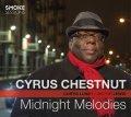 【スモーク・セッション!】 真っ向勝負の豪快ソウルフル・ピアノ、益々絶好調! CD CYRUS CHESTNUT サイラス・チェスナット / MIDNIGHT MELODIES ミッドナイト・メロディーズ