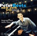 CD   PETER BEETS  ピーター・ビーツ  / NEW YORK TRIO PAGE 3