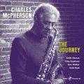 前のめりに突進するホット&エキサイティングな必殺の濃い口ブロウ絶好調! CD CHARLES McPHERSON チャールズ・マクファーソン / THE JOURNEY