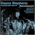CD DAYNA STEPHENS ダイナ・ステフフェンズ / FEATURING WALTER SMITH III ; REMINISCENT