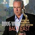真っ向勝負で清々しく哀愁を歌う明朗ハード・バップ・テナー会心打! CD DOUG WEBB ダグ・ウェブ / BACK EAST