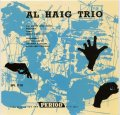 180g重量限定盤LP  AL HAIG  アル・ヘイグ / AL HAIG TRIO ON PERIOD
