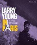 【発掘音源!】 2枚組CD Larry Young ラリー・ヤング / In Paris -The ORTF Recordings