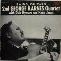 CD  GEORGE BARNES  QUARTET ジョージ・バーンズ・カルテット /  SWING GUITARS スウィング、ギターズ