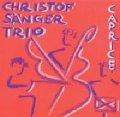 マニアの間で話題の「赤ザンガー」 限定復刻CD Christof Sanger クリストフ・ザンガー / Caprice