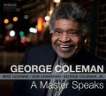 【SMOKE SESSIONS】 CD GEORGE COLEMAN ジョージ・コールマン / MASTER SPEAKS