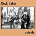 CD  DUCK BAKER  /   OUTSIDE