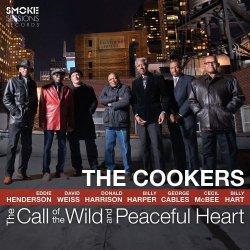 画像1: 重量級ジャズの傑作、クッカーズ最新作登場!! CD THE COOKERS / CALL OF THE WILD AND PEACEFUL HEART