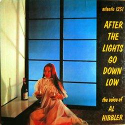 画像1: CD  AL HIBBLER  アル・ヒブラー   / AFTER THE LIGHTS GO DOWN LOW  アフター・ザ・ライツ・ゴー・ダウン・ロウ