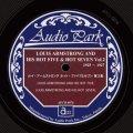 CD  LOUIS ARMSTRONG   ルイ・アームストロング  /  HOT FIVE & HOT SEVEN VOL.2 1925-1927  ホット・ファイブとセブン 1925-1927
