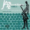 1963年フランス、アンティーブ・ジャズ祭の未発表音源!! CD V.A.(BE! JAZZ) / FESTIVAL INTERNATIONAL DU JAZZ 1963