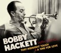 CD BOBBY HACKETT ボビー・ハケット / THAT MIDNIGHT TOUCH & A TIME FOR LOVE