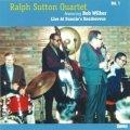 【STORYVILLE 復刻CD】  RALPH SUTTON QUARTET FEATURING BOB WILBER ラルフ・サットン・カルテット・フィーチャリング・ボブ・ウィルバー   /   Live At Sunnie's Rendezvous  ライヴ・アット・サニーズ・ランデヴー