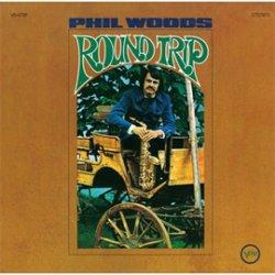 画像1: SHM-CD  PHIL WOODS   フィル・ウッズ   /  ROUND TRIP ラウンド・トリップ