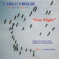 画像1: 最終入荷 正統的リリカル・バップ旨口哀愁編 CD CARLO UBOLDI カルロ・ウボルディ / FREE FLIGHT