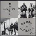 復刻輸入盤 LP    BYRON MORRIS バイロン・モリス  /  UNITY