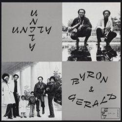 画像1: 復刻輸入盤 LP    BYRON MORRIS バイロン・モリス  /  UNITY