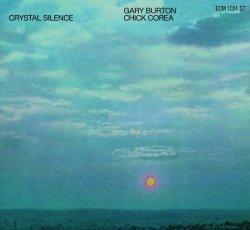 画像1: 【ECM 名盤復刻LP】180g重量盤LP (ダウンロードコード付き) Gary Burton,Chick Corea / CRYSTAL SILENCE