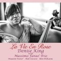 CD  DENISE KING  デニス・キング  /  LA IE EN ROSE  バラ色の人生