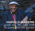 【Smoke Sessions】エリック・アレキサンダー参加 CD Harold Mabern ハロルド・メイバーン / To Love and Be Loved
