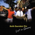 CD KEITH SAUNDERS TRIO キース・ソーンダース / LOST IN QUEENS