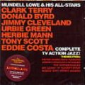 CD   MUNDELL LOWE  マンデル・ロウ  & HIS ALL STARS / COMPLETE TV ACTION JAZZ!