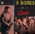 CD 3 BONES AND A QUILL スリー・ボーンズ・アンド・ア・クイル / 3 BONES AND A QUILL