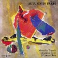 CD   富樫 雅彦   MASAHIKO TOGASHI   / AUTUMN IN PARIS