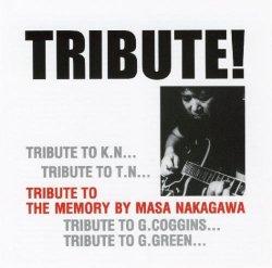 画像1: マイルドな潤いと渋いコク味CD    中川 正浩  MASAHIRO NAKAGAWA  / TRIBUTE!