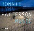 歌心に満ちたクール・ジェントルな娯楽指向のフランス・ピアノ・トリオCD    RONNIE LYNN PATTERSON / MUSIC