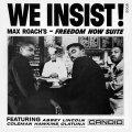 〔期間限定価格設定商品〕CD Max Roach マックス・ローチ / WE INSIST! ウィ・インシスト!