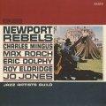 〔期間限定価格設定商品〕 CD Jazz Artists Guild ジャズ・アーティスト・ギルド / Newport Rebels ニューポート・レベルズ