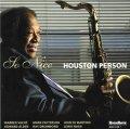ベテランの醍醐味! CD HOUSTON PERSON ヒューストン・パーソン / SO NICE