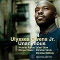 CD ULYSSES OWENS JR. / UNANIMOUS