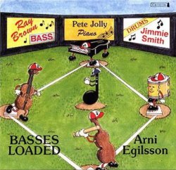 画像1: 「MOONKS JAZZ MUST 150」選定 CD ARNI EGILSSON / Basses Loaded